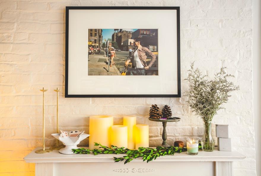 Perfumer, Elisa Lempicka West Village apartment.