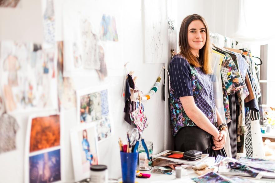 Hannah Golf- Designer